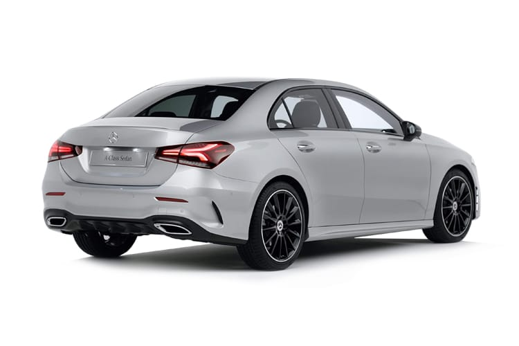 Mercedes-Benz A Class A200 Saloon 4Dr 1.3  163PS AMG Line 4Dr Manual [Start Stop] back view
