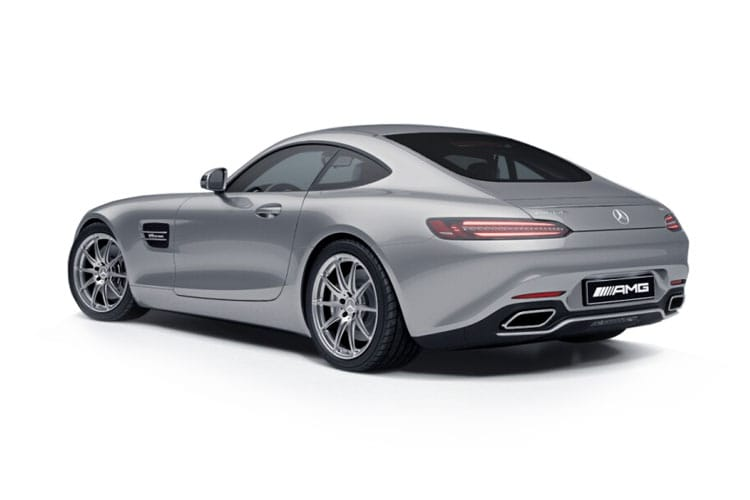 Mercedes-Benz AMG GT AMG GT Coupe 4.0 V8 BiTurbo 557PS C 2Dr SpdS DCT [Start Stop] back view