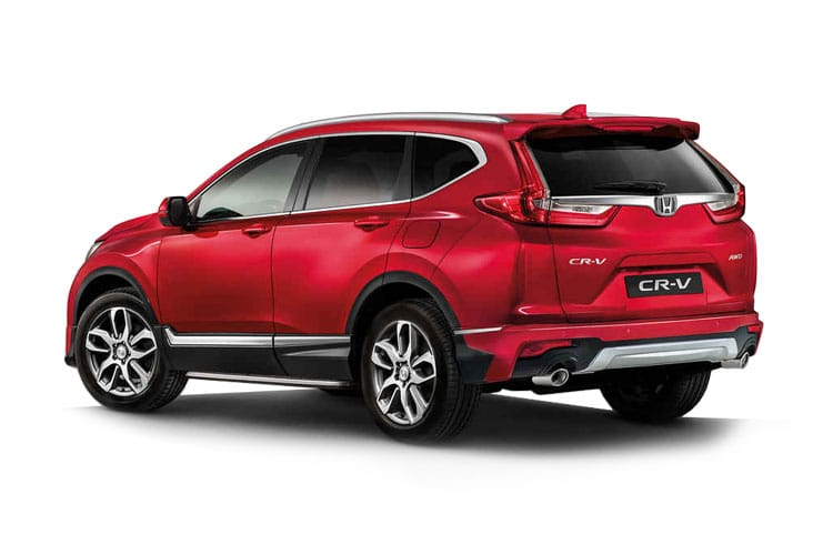 Honda CR-V SUV 2WD 2.0 h i-MMD 184PS SR 5Dr eCVT [Start Stop] back view