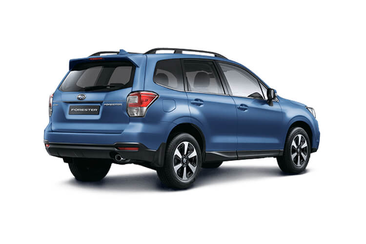 Subaru Forester SUV 2.0 e-Boxer 150PS XE 5Dr Lineartronic [Start Stop] back view