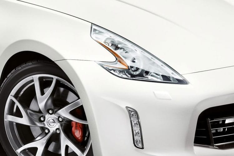 Nissan 370Z Coupe 3Dr 3.7 V6 328PS GT 3Dr Auto detail view