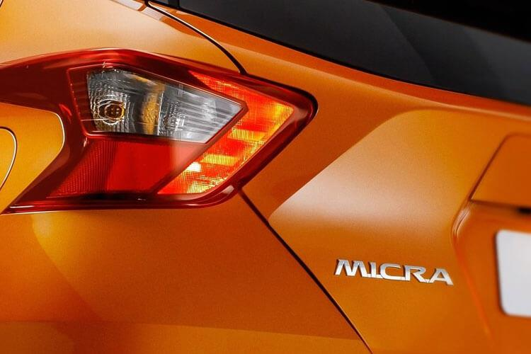 Nissan Micra Hatch 5Dr 1.0 IG-T 100PS Acenta 5Dr Manual [Start Stop] [Bose] detail view