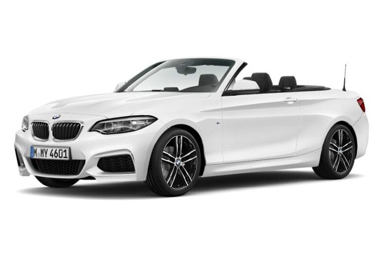 BMW 2 Series 218 Convertible 2.0 i 136PS SE 2Dr Manual [Start Stop] front view