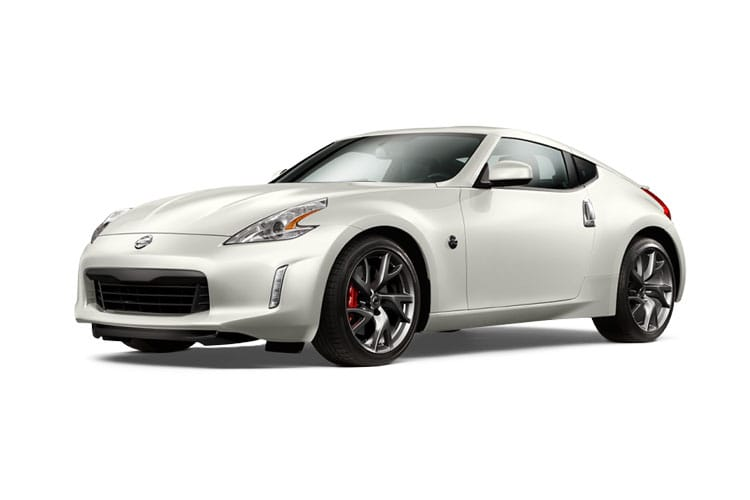 Nissan 370Z Coupe 3Dr 3.7 V6 344PS Nismo 3Dr Manual front view