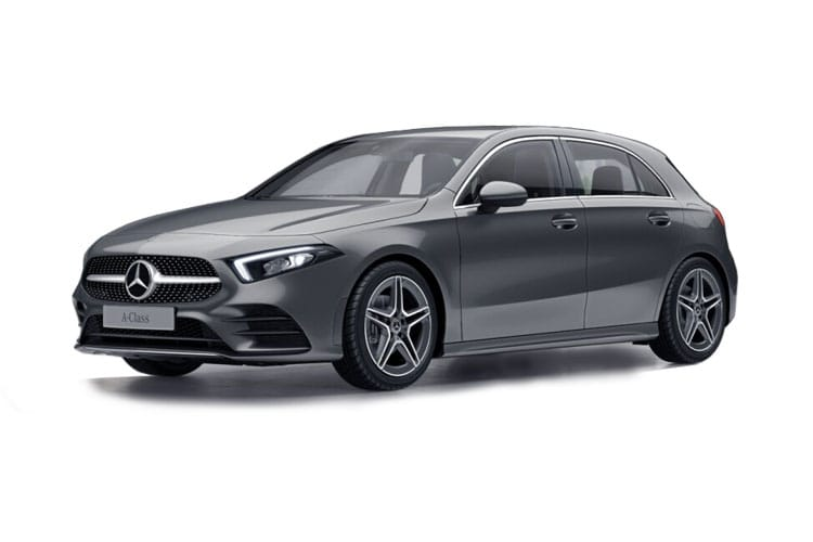Mercedes-Benz A Class AMG A35 Hatch 5Dr 4MATIC 2.0  306PS AMG Premium Plus 5Dr 7G-DCT [Start Stop] front view