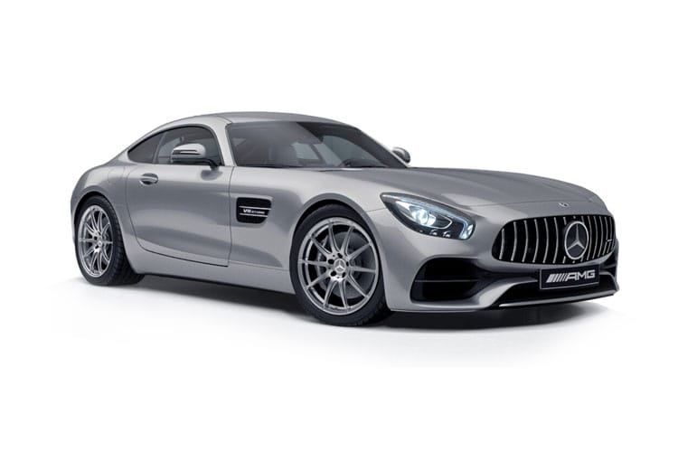 Mercedes-Benz AMG GT AMG GT Coupe 4.0 V8 BiTurbo 557PS C 2Dr SpdS DCT [Start Stop] front view