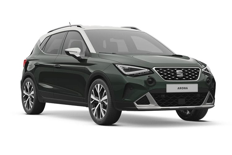 SEAT Arona SUV 1.0 TSI 110PS FR Sport 5Dr DSG [Start Stop] front view