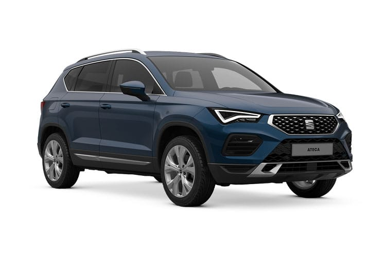 SEAT Ateca SUV 1.6 TDI 115PS SE 5Dr Manual [Start Stop] front view