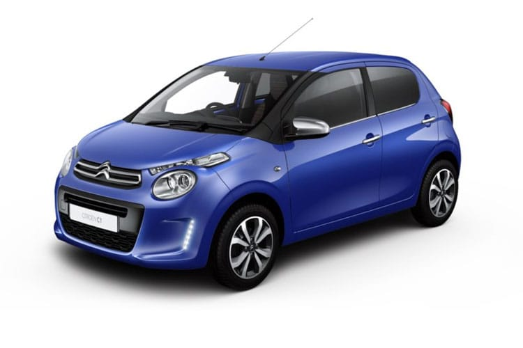 Citroen C1 Airscape 5Dr 1.0 VTi 72PS Urban Ride 5Dr Manual [Start Stop] front view