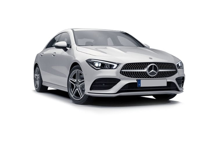Mercedes-Benz CLA CLA200 Coupe 4Dr 1.3  163PS AMG Line Premium 4Dr 7G-DCT [Start Stop] front view