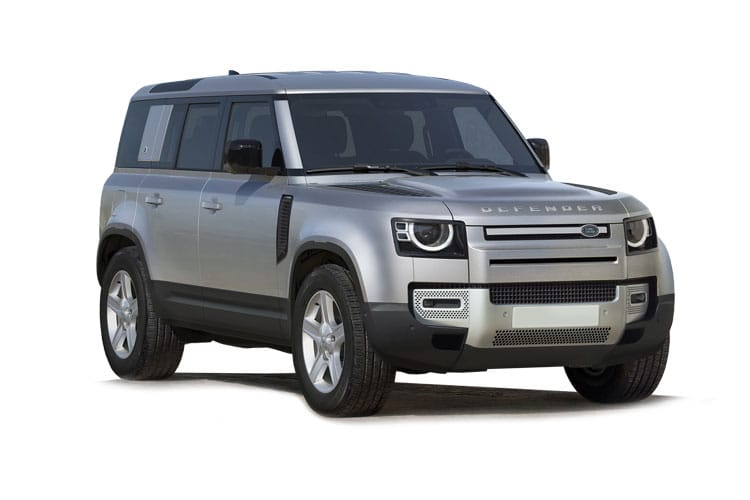 Land Rover Defender 110 SUV 5Dr 2.0 Si4 300PS S 5Dr Auto [Start Stop] [6Seat] front view