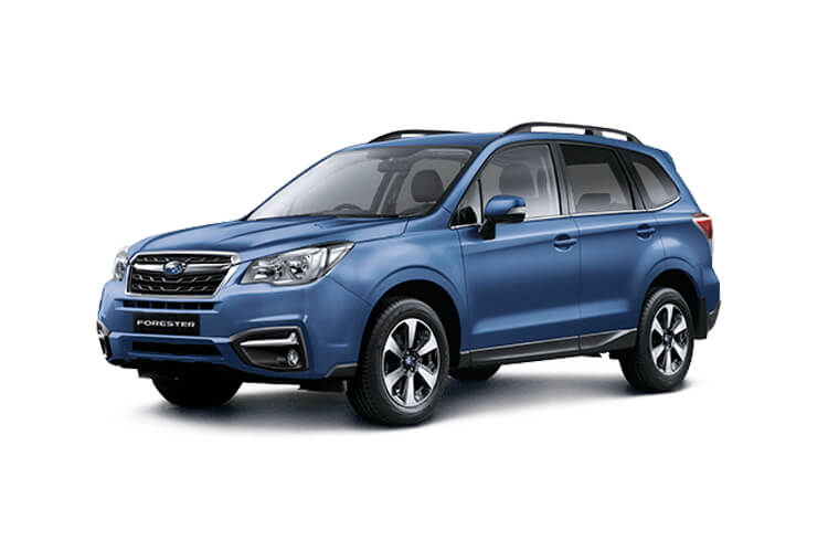 Subaru Forester SUV 2.0 e-Boxer 150PS XE 5Dr Lineartronic [Start Stop] front view