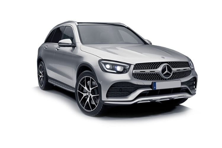Mercedes-Benz GLC GLC300e SUV 4MATIC 2.0 d PiH 13.5kWh 306PS AMG Line Premium 5Dr G-Tronic+ [Start Stop] front view