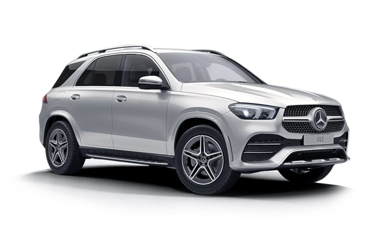 Mercedes-Benz GLE GLE450 SUV 4MATIC 3.0 MHEV 367PS AMG Line Premium Plus 5Dr G-Tronic [Start Stop] [7Seat] front view