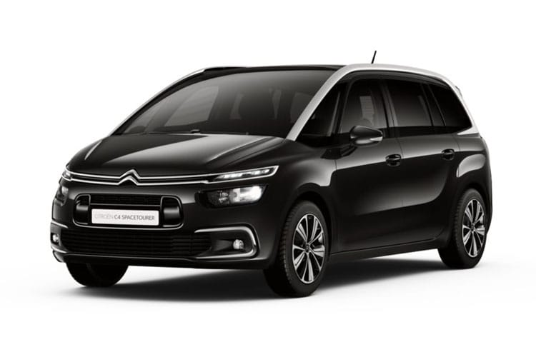 Citroen C4 SpaceTourer Grand C4 SpaceTourer MPV 2.0 BlueHDi 160PS Feel Plus 5Dr EAT8 [Start Stop] front view