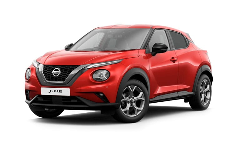 Nissan Juke SUV 1.0 DIG-T 114PS Tekna+ 5Dr Manual [Start Stop] front view