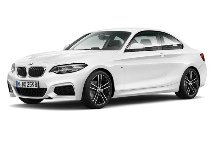 BMW 2 Series 218 Coupe 2.0 i 136PS Sport 2Dr Manual [Start Stop] front view