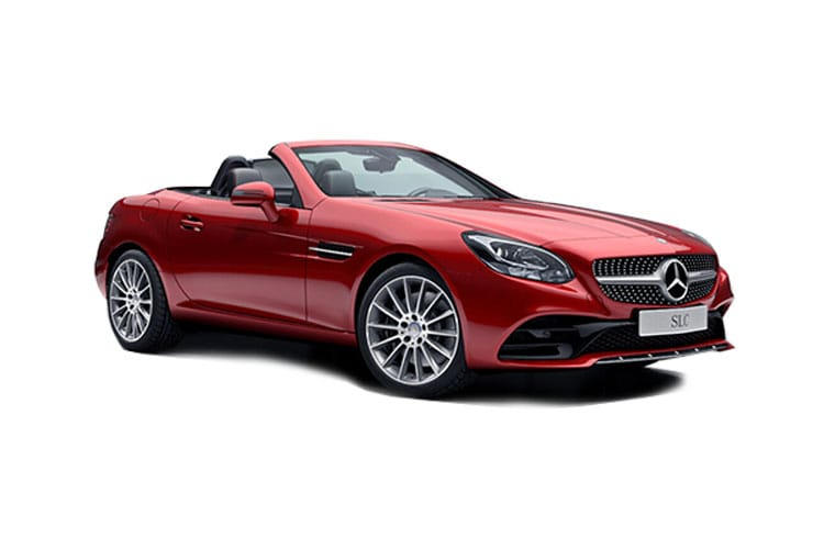 Mercedes-Benz SLC SLC200 Coupe Convertible 2.0  184PS Final Edition 2Dr Manual [Start Stop] front view