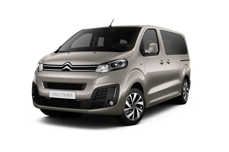 Citroen SpaceTourer XL 5Dr 2.0 BlueHDi FWD 180PS Business Lounge MPV EAT [Start Stop] [6Seat] front view