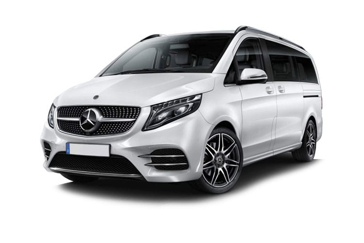 Mercedes-Benz V Class V220 5Dr 2.0 d 163PS Sport 5Dr G-Tronic+ [Start Stop] [7Seat] front view