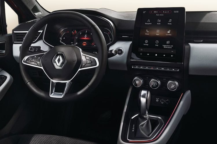 Renault Clio Hatch 5Dr 1.6 E-TECH 140PS RS Line 5Dr Auto [Start Stop] inside view