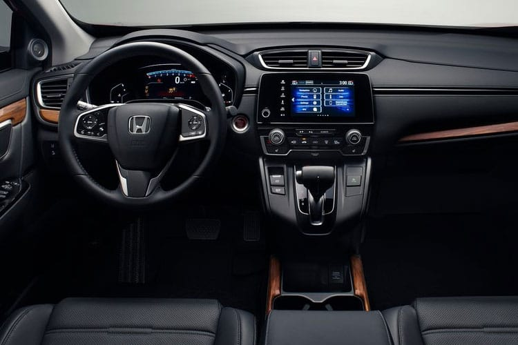 Honda CR-V SUV 2WD 2.0 h i-MMD 184PS SR 5Dr eCVT [Start Stop] inside view