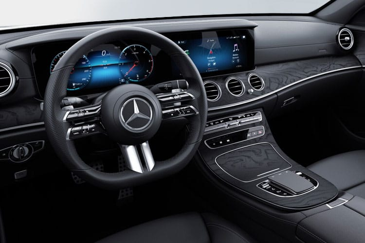 Mercedes-Benz E Class E200 Estate 2.0 MHEV 211PS AMG Line 5Dr G-Tronic+ [Start Stop] inside view