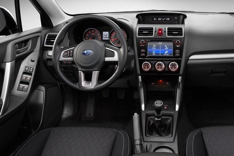 Subaru Forester SUV 2.0 e-Boxer 150PS XE 5Dr Lineartronic [Start Stop] inside view