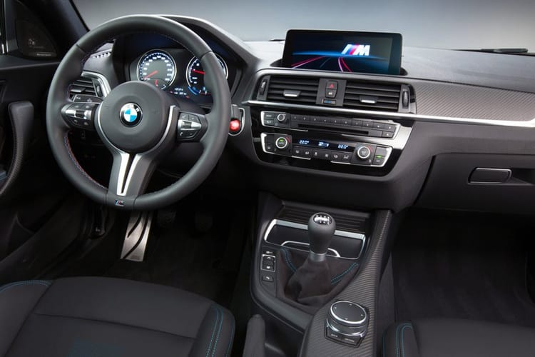BMW 2 Series 218 Coupe 2.0 i 136PS Sport 2Dr Manual [Start Stop] inside view