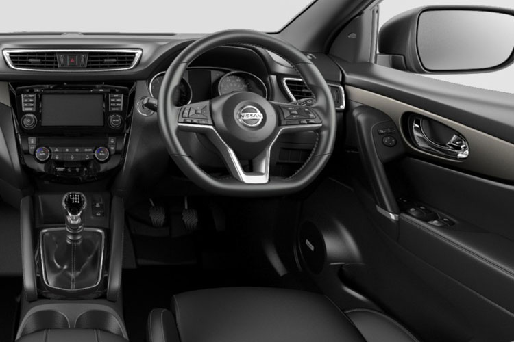 Nissan Qashqai SUV 2wd 1.5 dCi 115PS N-Connecta 5Dr Manual [Start Stop] [Drive Assist] inside view
