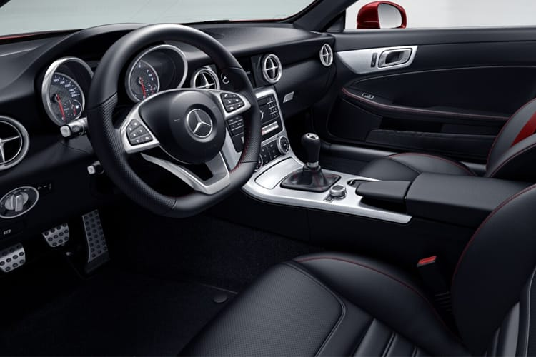 Mercedes-Benz SLC SLC200 Coupe Convertible 2.0  184PS Final Edition 2Dr Manual [Start Stop] inside view
