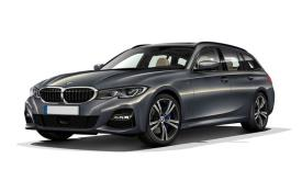 BMW 3 Series Estate 320 Touring 2.0 i 184PS M Sport 5Dr Auto [Start Stop] [Tech Pro]