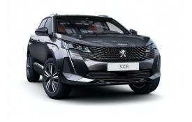 Peugeot 3008 SUV SUV 1.5 BlueHDi 130PS GT 5Dr EAT8 [Start Stop]