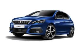 Peugeot 308 Hatchback Hatch 5Dr 1.2 PureTech 130PS GT 5Dr EAT8 [Start Stop]