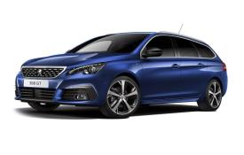 Peugeot 308 Estate SW 5Dr 1.2 PureTech 130PS GT 5Dr EAT8 [Start Stop]