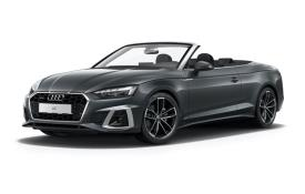 Audi A5 Convertible 40 Cabriolet 2Dr 2.0 TFSI 204PS Sport 2Dr S Tronic [Start Stop] [Comfort Sound]