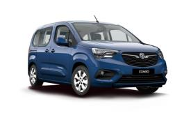 Vauxhall Combo MPV Life MPV 1.5 Turbo D 100PS SE 5Dr Manual [Start Stop] [7Seat]