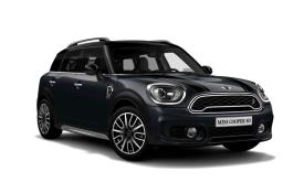 MINI Countryman SUV Cooper 1.5  136PS Exclusive 5Dr Steptronic [Start Stop] [Comfort Nav Plus]