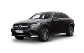 Mercedes-Benz GLC Coupe GLC300 Coupe 4MATIC 2.0 d 245PS AMG Line Premium Plus 5Dr G-Tronic+ [Start Stop]