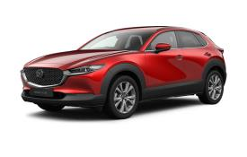 Mazda CX-30 SUV SUV 4wd 2.0 e-SKYACTIV X MHEV 186PS GT Sport Tech 5Dr Manual [Start Stop]