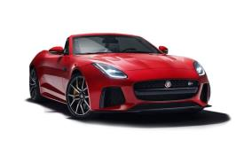 Jaguar F-TYPE Convertible Convertible 2.0 i 300PS  2Dr Auto [Start Stop]