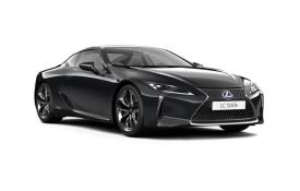 Lexus LC Coupe 500 Coupe 3.5 h V6 359PS Sport 2Dr E-CVT [Start Stop] [Manhattan Orange]