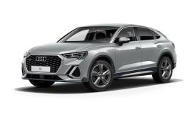 Audi Q3 SUV 35 SUV 5Dr 1.5 TFSI CoD 150PS S line 5Dr Manual [Start Stop]