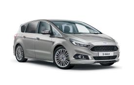 Ford S-MAX MPV MPV 2.0 EcoBlue 150PS Zetec 5Dr Manual [Start Stop]