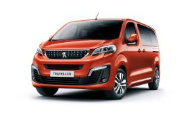 Peugeot Traveller MPV e-Traveller Standard 5Dr Elec 50kWh 100KW FWD 136PS Active MPV Auto [8Seat 7.4kW Charger]