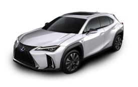 Lexus UX SUV 250h SUV 2.0 h 184PS UX 5Dr E-CVT [Start Stop] [Prem Plus SRoof]